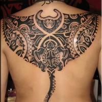 Polynesian Tattoo Following Rich Traditions Hawaii