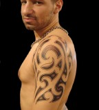 Tradition Of Hawaii Tattoo For Man
