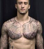 Pow Wow Artists Work Adorns Nfl Star  Honolulu Hawaii Tattoo
