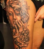 Exotic Girls Tattoos And Body Piercing Pictures