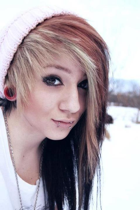 Sweet Girl Face Piercings