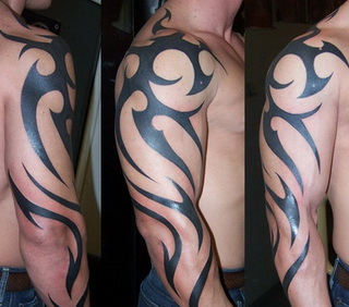 The Beauty Of Tribal Tattoo Art Designs For Men