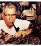 A Classic Sailor Jerry Tattoo Vintage Photo