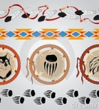 Native American Tattoo Designs for Tattoo