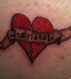 Broken Heart Tattoo Pictures