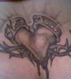 Broken Heart Tattoo Tribute