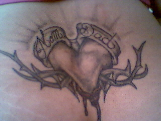 Broken Heart Tattoo Tribute