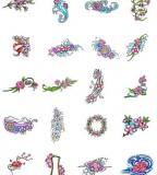Cherry Blossom Tattoos Design Sketch