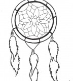 Dream Catcher Tattoo Sketch By Atrixwolfx