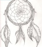 Dream Catcher Tattoo Sketch By Donteventripbro On Deviantart