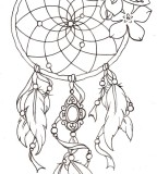 Awesome Dream Catcher Tattoo Sketch By Metacharis on Deviantart