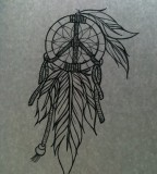 Dream Catcher Tattoo Sketch on Deviantart