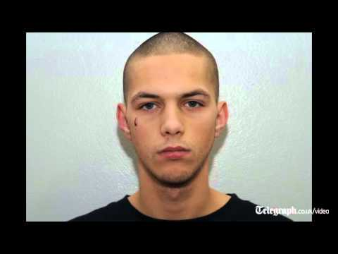 British National Kiaran Stapleton Tear Drop Tattos