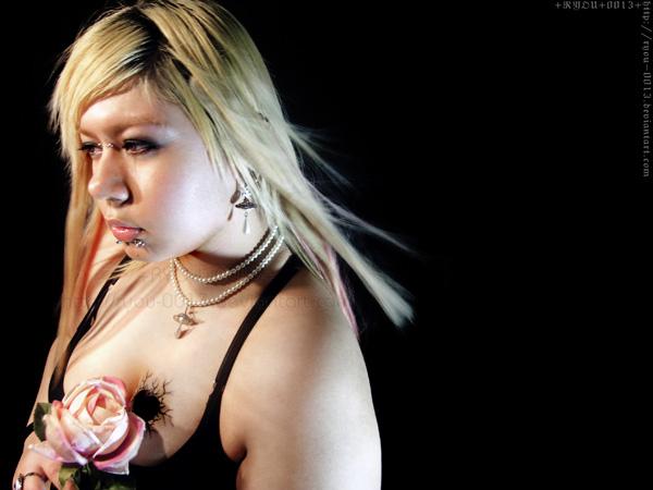 Cute Teardrop Tattoo Design for Women