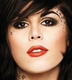 Beautiful Women With Teardrop Tattoos