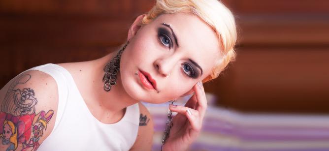Meaningful Tear Drop Tattoo Designs for Women