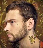 Magnificent Tear Drop Tattoo Designs