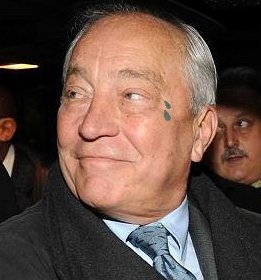 Disgraced Alderman Silent On Prison Teardrop Tattoo