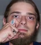 Just Thinking Origin Of Teardrop Tattoos