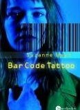 The Barcode Tattoo by Suzanne Weyn Book Cover