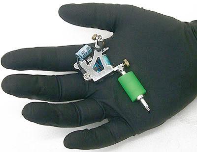 Miniature Tattoo Machine