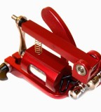Pik Tograph Rotary Tattoo Machine Red