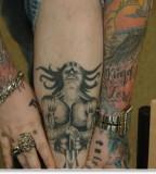 Todd Bentley's Demonic Tattoos Exposed