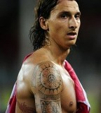 Zlatan Ibrahimovic Tattoos Designs