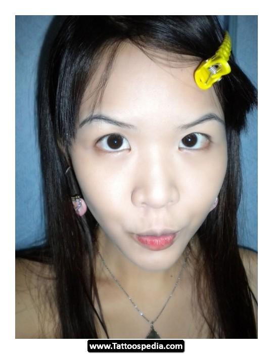 Eyeliner Tattoo Design Idea 03