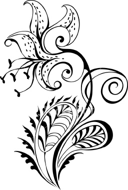 Tiger Lily Tattoo Flowers Sketch Design Tattoomagz Tattoo