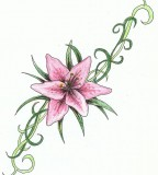 Tattoo Lily Of The Valley Designs