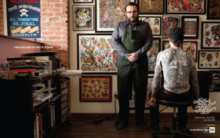 Alternative Lifestyle Tlc Tattoo School Picture