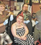 Picture of Tlc Tattoo School Staff