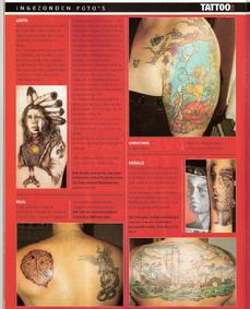 TLC Tattoo School Publicity Picture