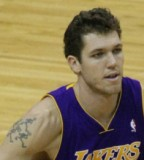 Luke Walton's Grateful Dead Tattoo