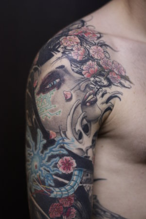 Mabek Tatto Japanese Tattoo Design Art