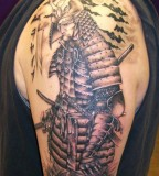 Tattoo Design Of Japanese Tattoos Samurai x