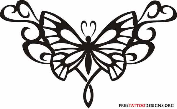 a9cf58aeac153 Inspirational Tramp Stamp Tribal Tattoo - | TattooMagz › Tattoo ...