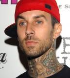 Travis Barker Tattoos In Las Vegas