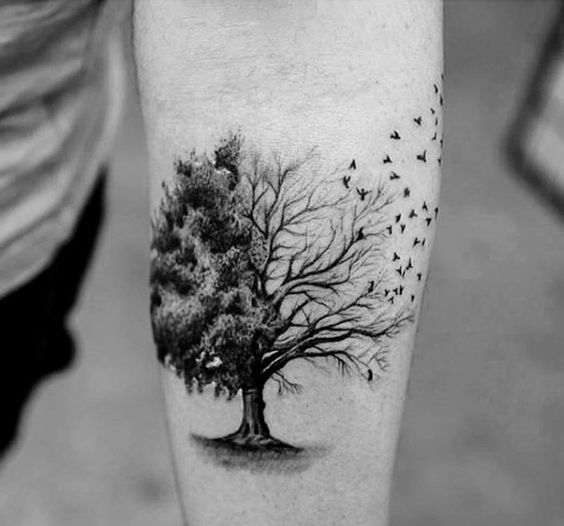 tree-autum-tattoo