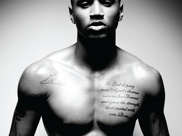 Amazing Trey Songz Tattoo Design Inspirations