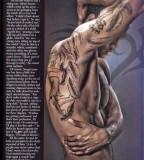 Celebrity Tattoos Sleeves Tattoo Designs Inspiration