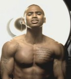 Stylish Trey Songz Tattoo On His Chest