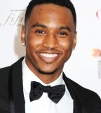 Attractive Trey Songz Tattoo On Chest