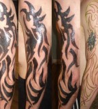 Tribal Sleeve Tattoo: From Start to End