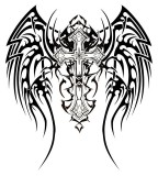 Phoenix Tribal Tattoos Designs