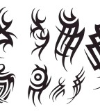 Tribal Tattoo Designs and Patterns for Men - Tribal Tattoos