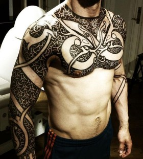 tribal tattoos for men1