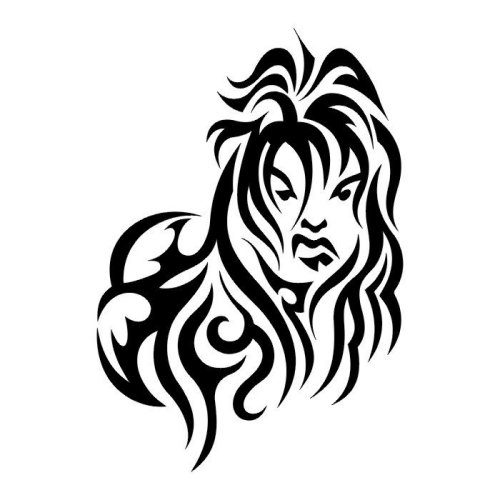 Tribal Tattoos For Women Example