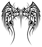 Blood Warriors Characters Creation Of Blood Warrior Tattoo Design